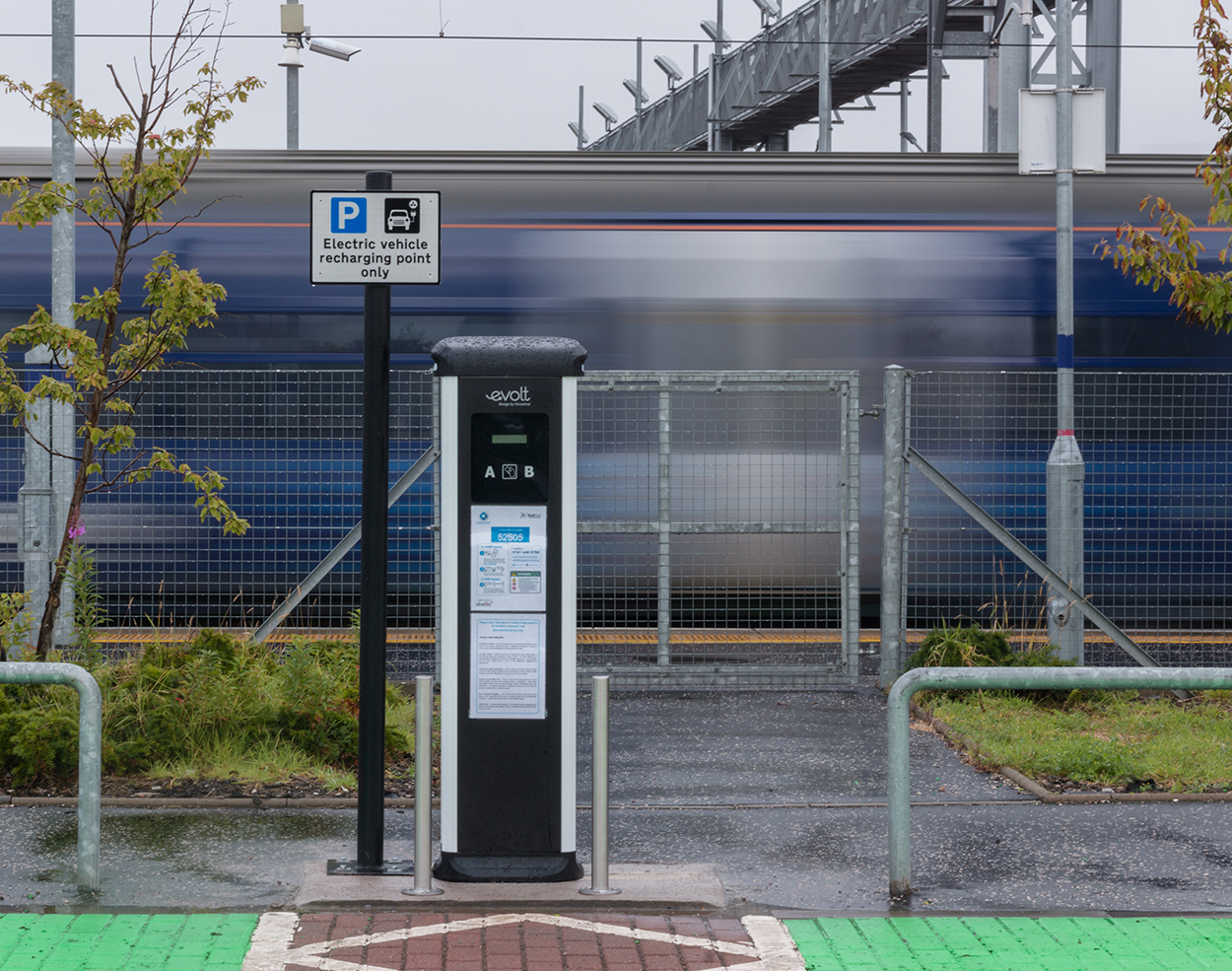 50 New Scotrail Charge Point Locations Revealed