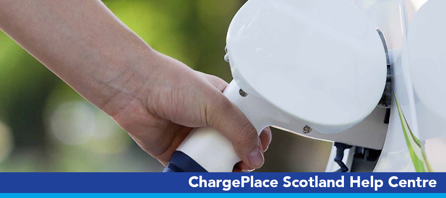 ChargePlace Scotland FAQs